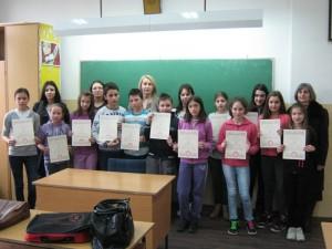 Opštinsko iz srpskog jezika 5 razred