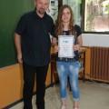 Jelena Tenić 7-2 (pohvala - fizika)